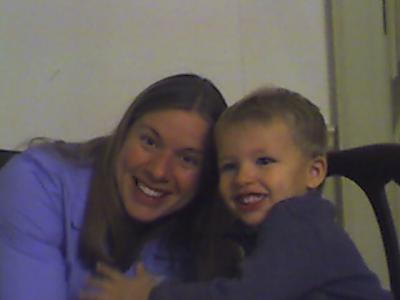 Grady & Aunt Emily