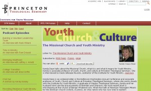 Youth Church & Culture Podcast